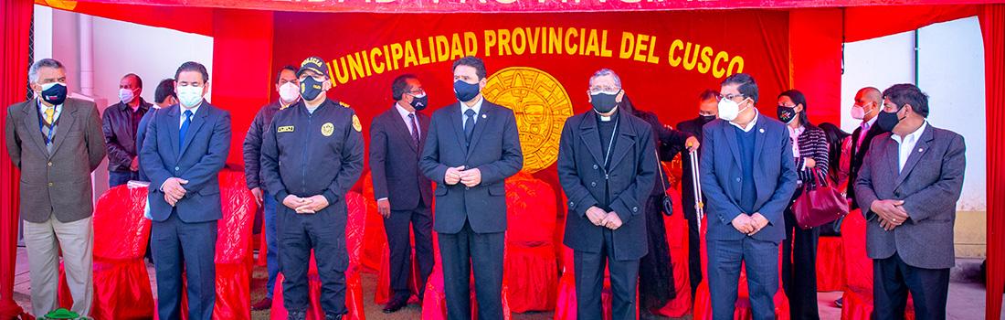 ARZOBISPADO DEL CUSCO SUSCRIBE CONVENIO PARA LA CESIÓN DE PLANTA OXÍGENO AL HOSPITAL REGIONAL DEL CUSCO