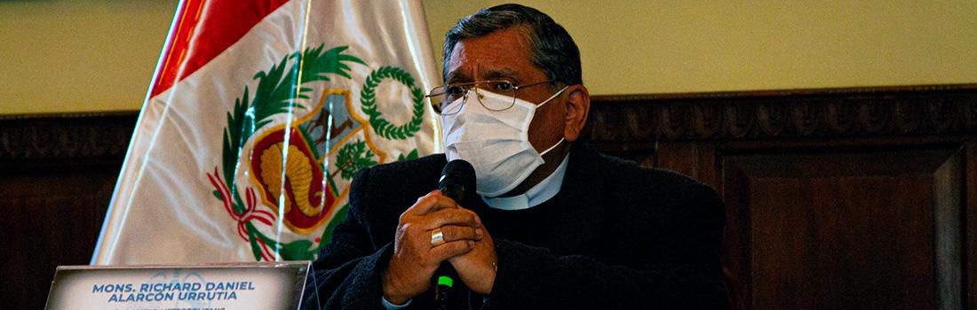 """ARZOBISPO DEL CUSCO PIDE A LA POBLACIÓN SUMARSE A LA CAMPAÑA """"RESPIRA CUSCO"""""""