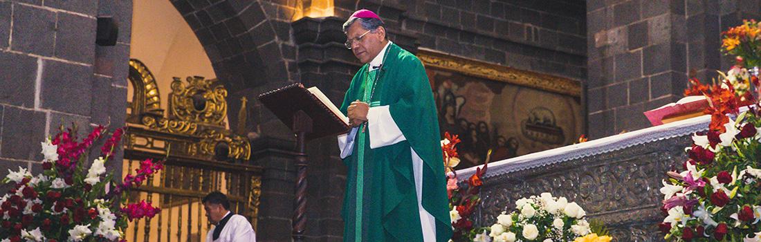 EN JUNIO, ARZOBISPO DEL CUSCO CELEBRARÁ EUCARISTIAS POR LAS PRINCIPALES FIESTAS