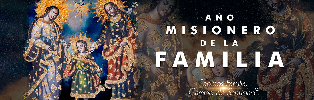 REUNIÓN DE COORDINACIÓN POR EL AÑO MISIONERO DE LA FAMILIA