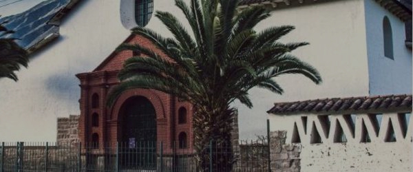 Santiago Apóstol de Yucay